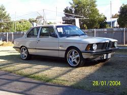 MadE21s 1981 BMW 3 Series