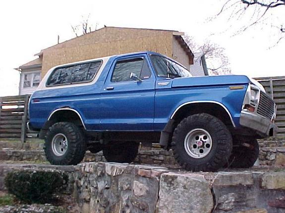 x dru 1978 ford bronco specs photos modification info at. Black Bedroom Furniture Sets. Home Design Ideas