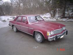 sasquatchsrides 1977 Buick Skylark