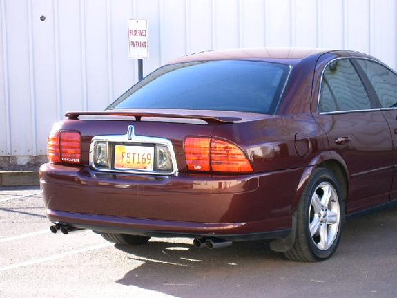Another gkatmar 2000 Lincoln LS post... - 3411551