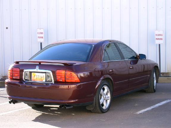 Another gkatmar 2000 Lincoln LS post... - 3411552