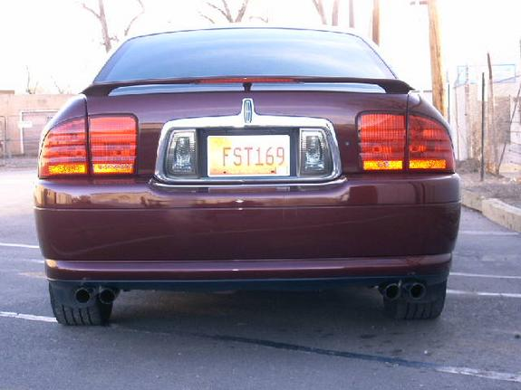 Another gkatmar 2000 Lincoln LS post... - 3411558