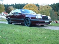 Wicked850racing 1994 Volvo 800-Series