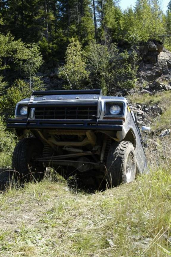 Another monnoncle 1979 Ford Bronco post... - 3422356