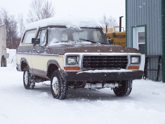 Another monnoncle 1979 Ford Bronco post... - 3422364
