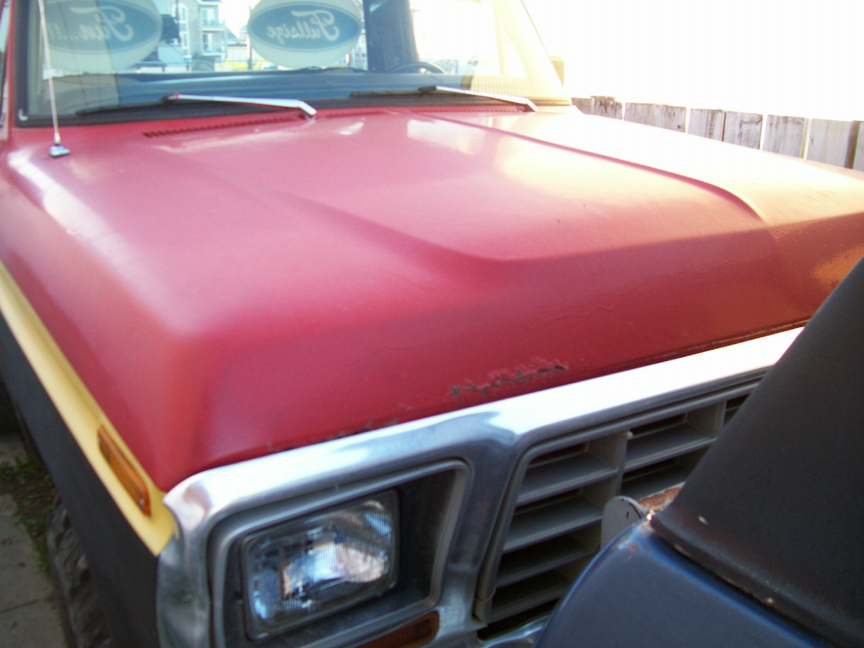 Another monnoncle 1979 Ford Bronco post... - 3422368