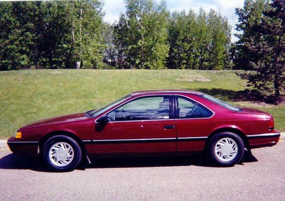 SHiTz OUt RIcErS 1990 Ford Thunderbird 5372260001 Large