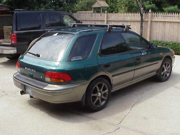 Tjsubaru 1999 Subaru Outback Specs Photos Modification