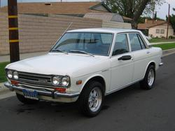 wht72datsun510s 1972 Datsun 510