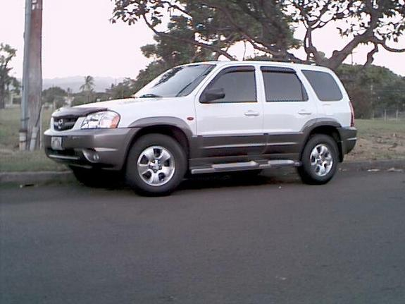 tributeguy 2001 mazda tribute specs photos modification. Black Bedroom Furniture Sets. Home Design Ideas