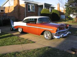 1956BASC 1956 Chevrolet Bel Air