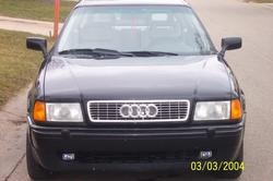 Unthinkable_Audis 1995 Audi 90