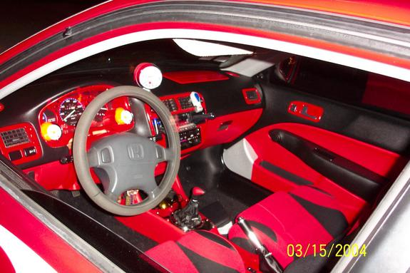 Honda Civic Hatchback Custom Interior Images Galleries With A Bite
