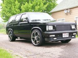 delinquent266 1993 GMC Jimmy