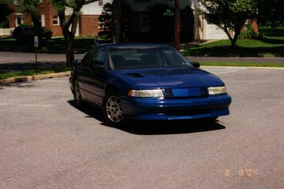 Large on 93 Lumina Z34