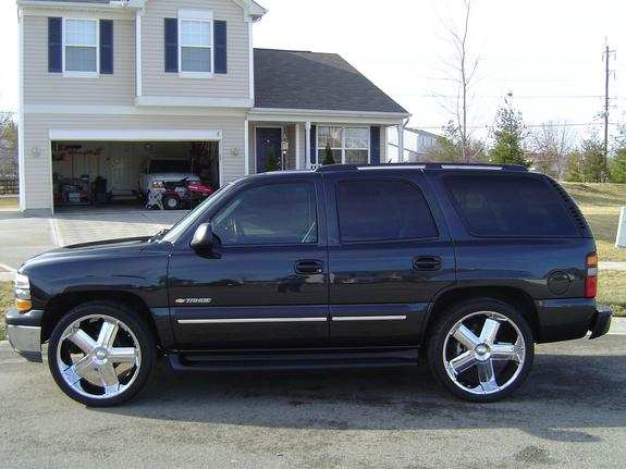 luv24s2 2003 Chevrolet Tahoe Specs Photos Modification Info at