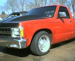 onebad89s 1989 Chevrolet S10 Regular Cab