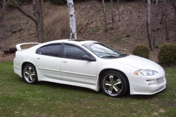 Redline2005 2000 Dodge Intrepid Specs Photos