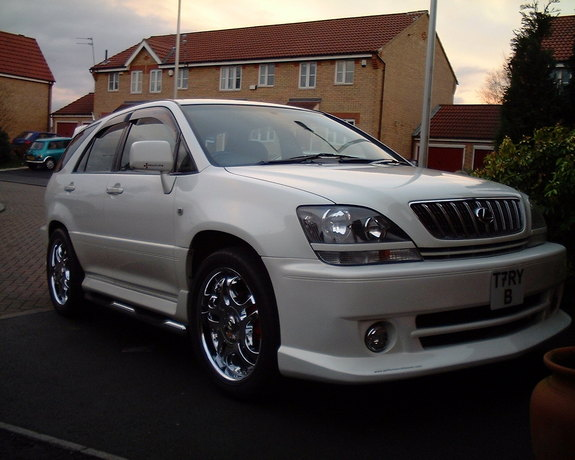 Another pintail2432 2000 Lexus RX post... - 3461635