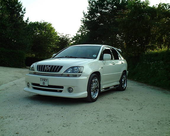 Another pintail2432 2000 Lexus RX post... - 3461645