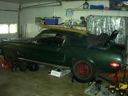 Fast68Back 1968 Ford Mustang