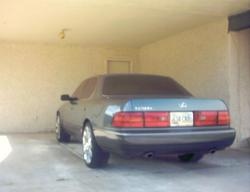 BigDereks 1990 Lexus LS