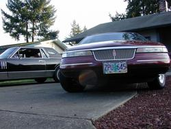 Another modminded 1996 Lincoln Mark VIII post... - 3465714