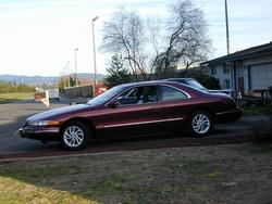 Another modminded 1996 Lincoln Mark VIII post... - 3465717