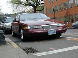 Another modminded 1996 Lincoln Mark VIII post... - 3465746