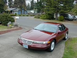 modminded 1996 Lincoln Mark VIII