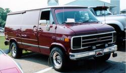 ICEMAN99TURBO 1979 Chevrolet Van