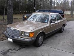 MexicanSs 1984 Mercedes-Benz 190-Class