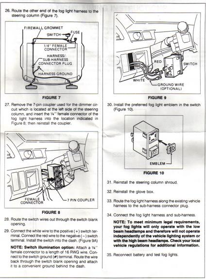 need fog light diagram honda tech honda forum discussion