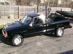 dougks 1989 Jeep Comanche Regular Cab