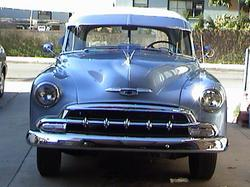 accessory_whore 1952 Chevrolet Master Deluxe