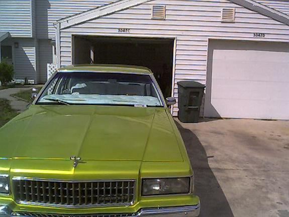 Another tree32221 1987 Chevrolet Caprice post... - 3475108
