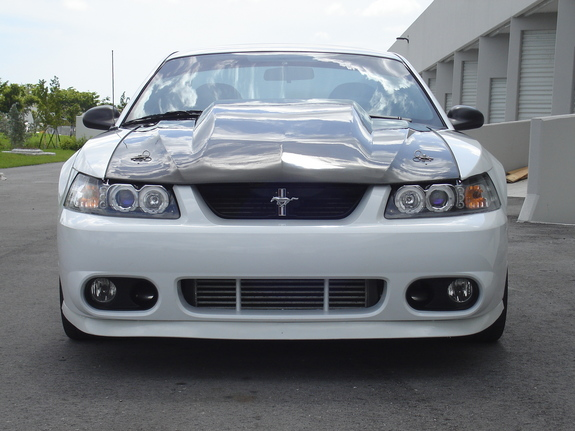 pro_white_stang 2003 Ford Mustang