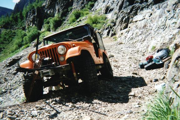 mike_kapple's 1969 Jeep CJ5
