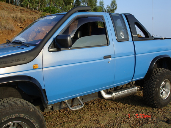 Kingspring 1984 Nissan D21 Pick Up Specs Photos