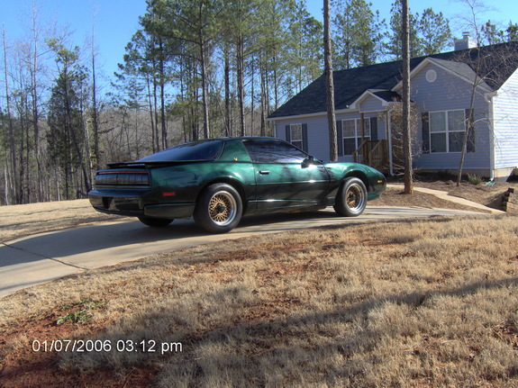 Another Fearthisgta 1991 Pontiac Trans Am post... - 3480584