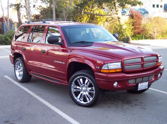 ricks68cam 1999 dodge durango specs photos modification. Black Bedroom Furniture Sets. Home Design Ideas