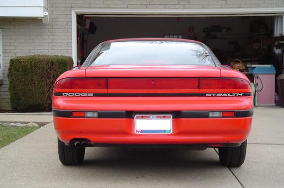 1991 dodge stealth tranny