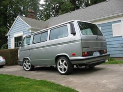 Vanagon_Ss 1987 Volkswagen Vanagon