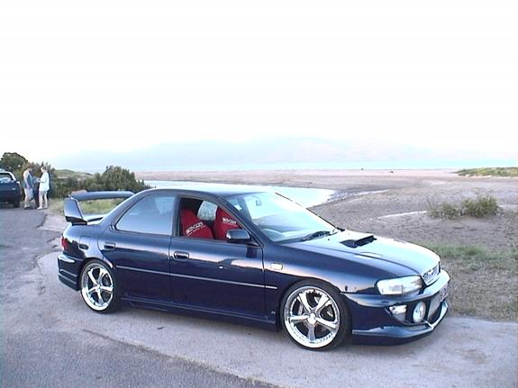 Another evilSS 1999 Subaru Impreza post... - 3488424