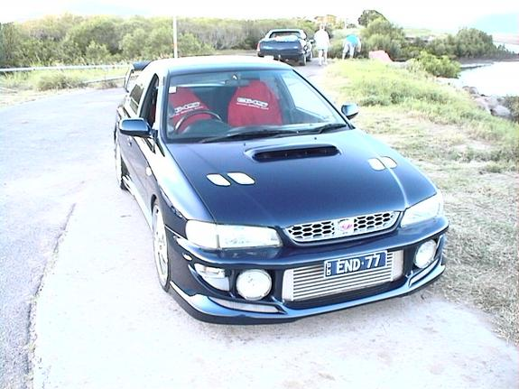 Another evilSS 1999 Subaru Impreza post... - 3488426