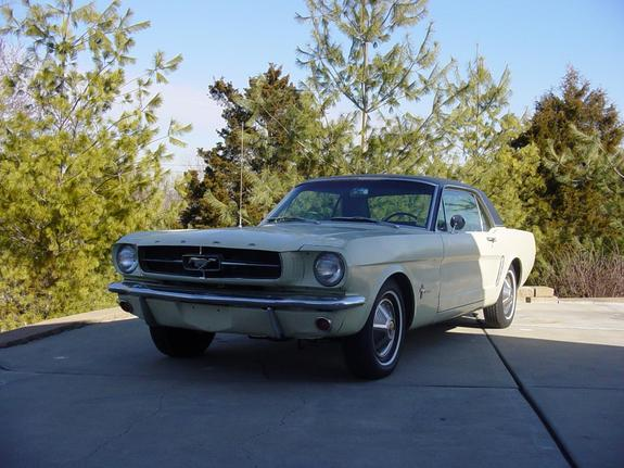 Another mmarsalone 1967 Ford Mustang post... - 3493252