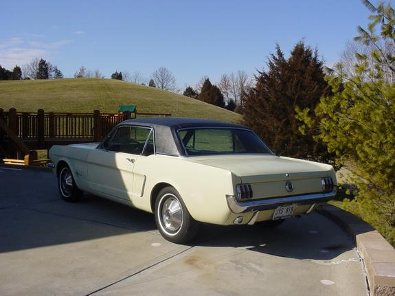 Another mmarsalone 1967 Ford Mustang post... - 3493254