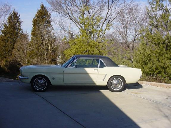 Another mmarsalone 1967 Ford Mustang post... - 3493255