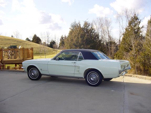 Another mmarsalone 1967 Ford Mustang post... - 3493256
