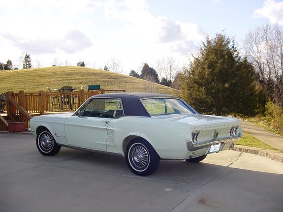 Another mmarsalone 1967 Ford Mustang post... - 3493257